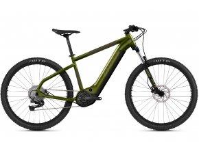 GHOST E-bikes E-Teru Universal 27.5 Y630 - Olive / Gray 2021 (Velikost XL (185-200cm))