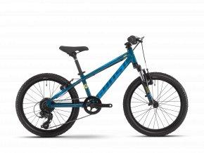 GHOST Kato Essential 20 - Petrol / Blue / Yellow 2021 (Velikost 20)