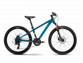 GHOST Kato Essential 24 - Petrol / Blue / Yellow 2021 (Velikost 24)