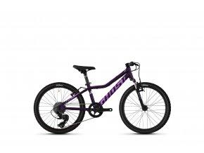 "GHOST Lanao 20"" Essential - Purple / White 2021 (Velikost 20)"