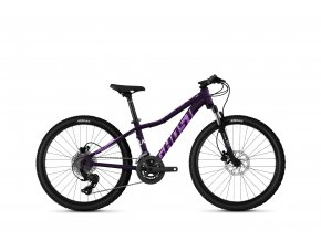 "GHOST Lanao 24"" Essential - Purple / White 2021 (Velikost 24)"