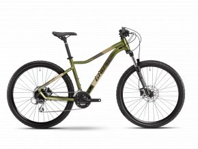 GHOST Lanao Essential 27.5 - Olive / Tan 2021 (Velikost M (165-180cm))