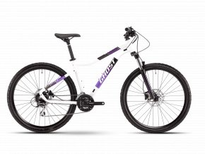 GHOST Lanao Essential 27.5 - Star White / Purple 2021 (Velikost M (165-180cm))