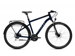 GHOST Square Trekking Essential - Nigth Blue / Black / Blue 2021 (Velikost XL (185-200cm))