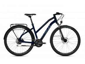 GHOST Square Trekking Essential Ladies - Nigth Blue / Black / Blue 2021 (Velikost L (175-190cm))