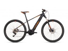 """SUPERIOR eXC 7039 B Matte Black/Orange 2021 (Velikost 21.0""""(XL)"""")"""