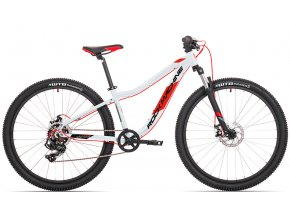 """Rock Machine Storm 27 gloss silver/red/black 2021 (Velikost S"""")"""