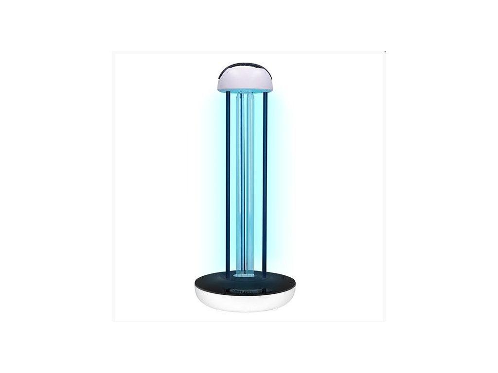 germicidní bezozónová UV lampa 1