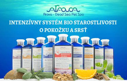 Produkty značky Arava