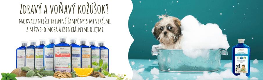 Arava šampóny a kondicionéry
