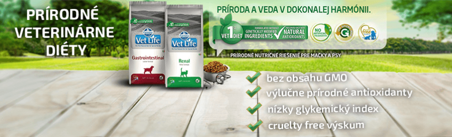 Veterinárne diéty Farmina Vet Life