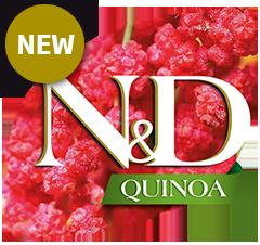 N&D Quinoa Feline