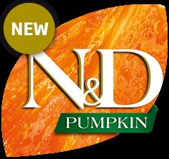 N&D Pumpkin Cat