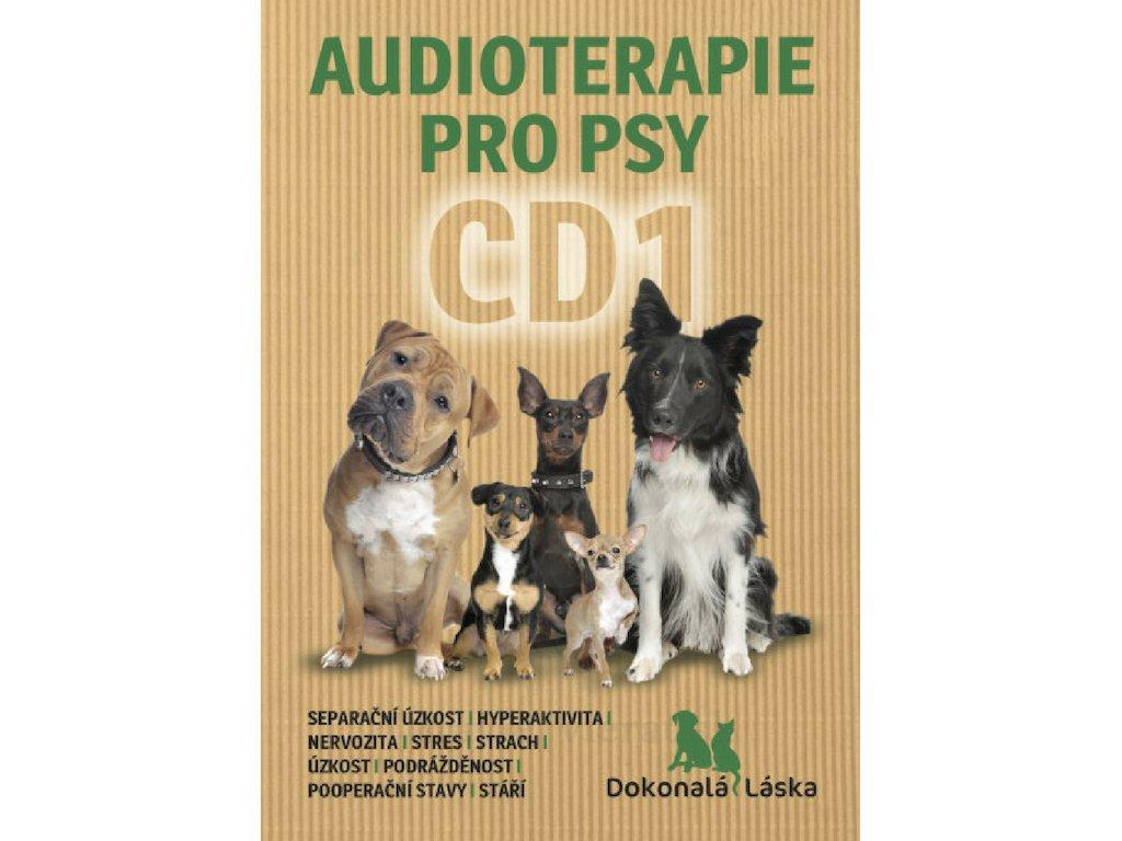 audioterapia pre psov cd1