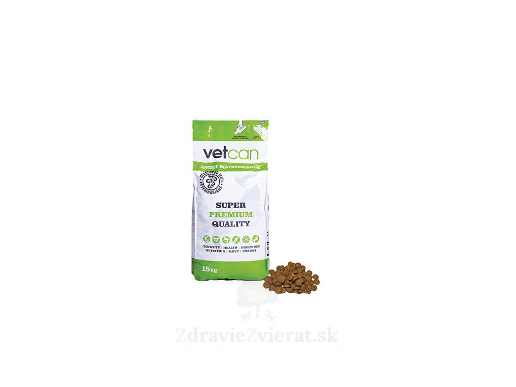 vetcan adult maintenance 15 kg