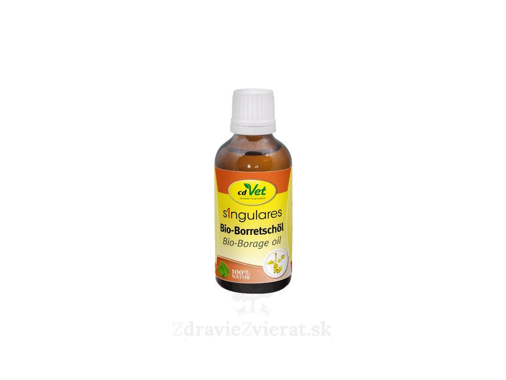 cdvet bio borakovy olej 50 ml