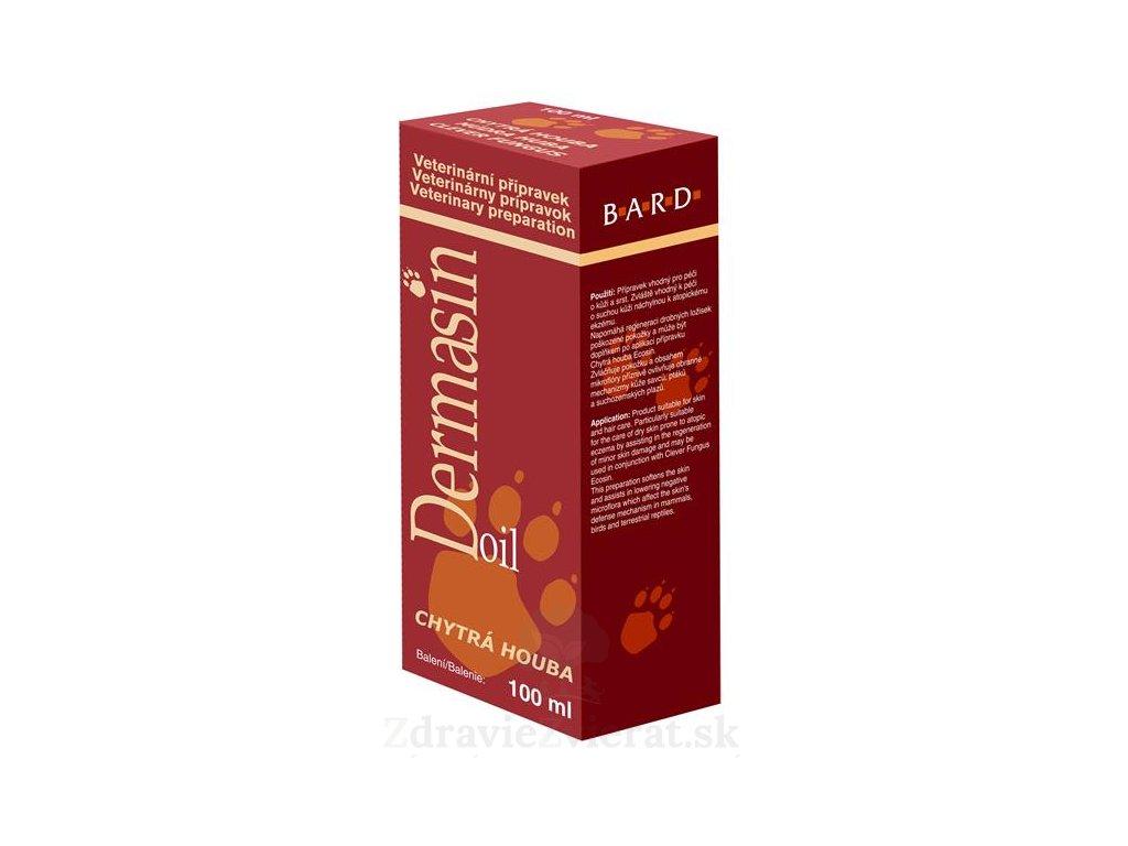 dermasin oil 100 ml mudra huba