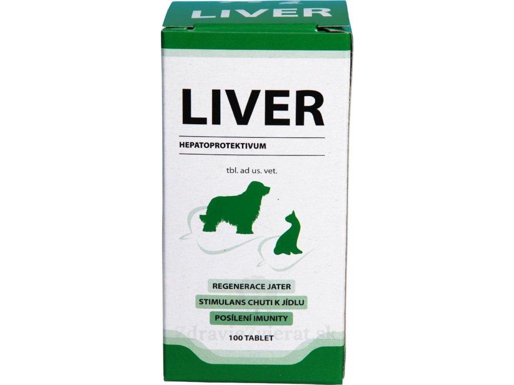 univit liver 100 tbl