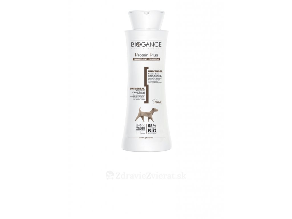 biogance sampon protein plus 250 ml so zvysenym obsahom proteinov 1