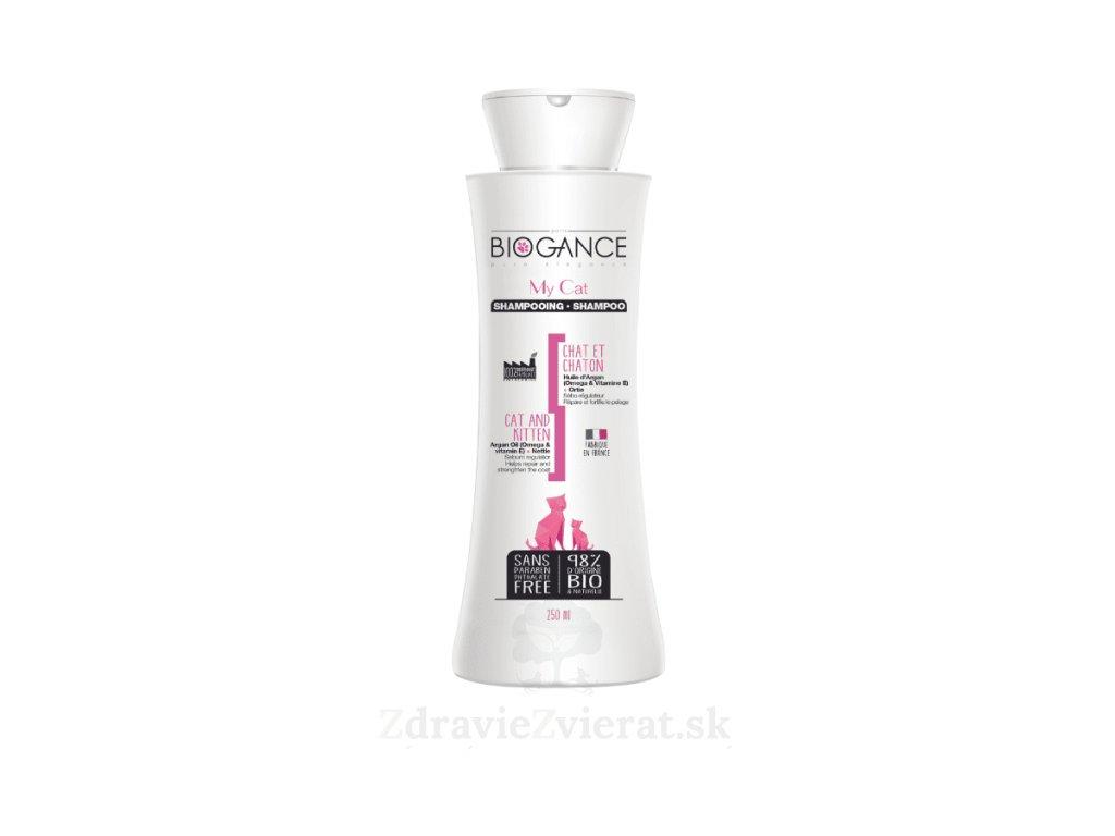 biogance my cat sampon pre macky