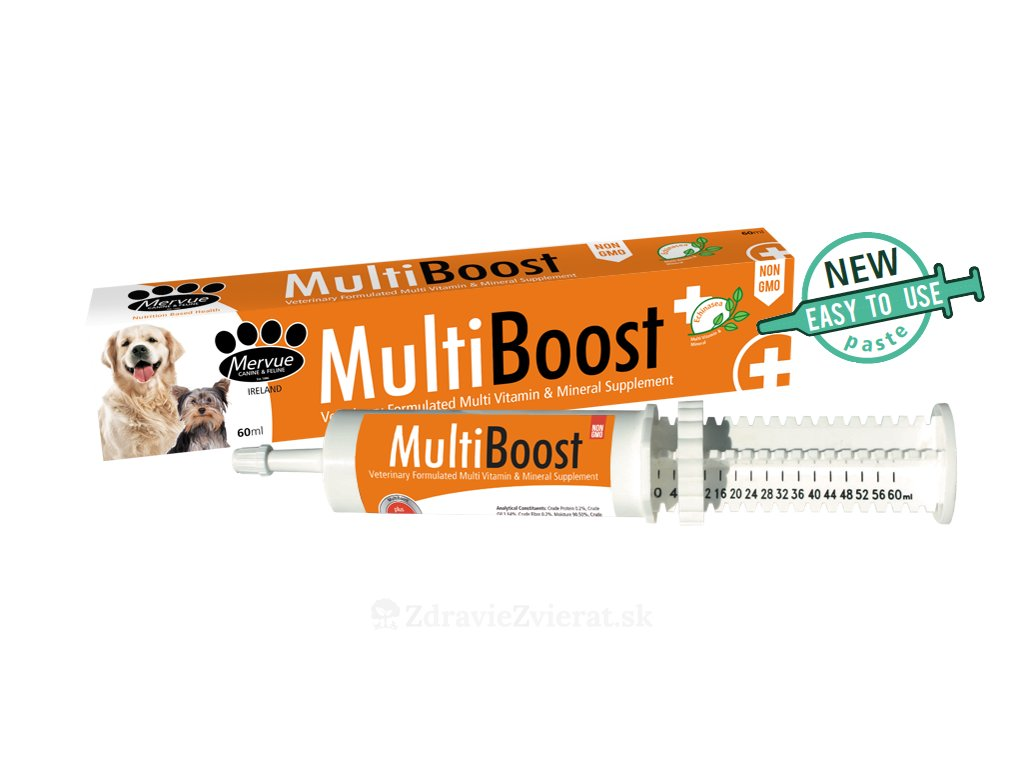 multiboost pasta pre psov 60 ml