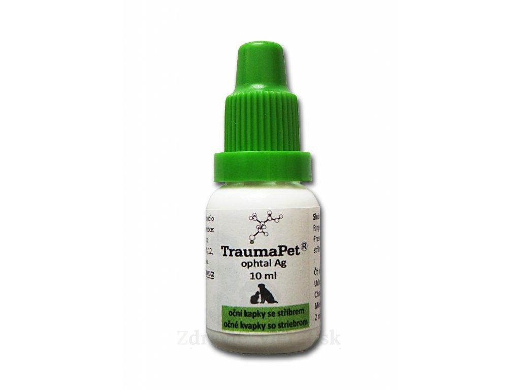 traumapet ophtal ag ocne kvapky 10 ml