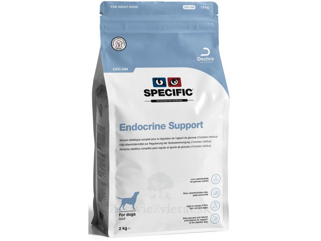 specific ced endocrine support 1