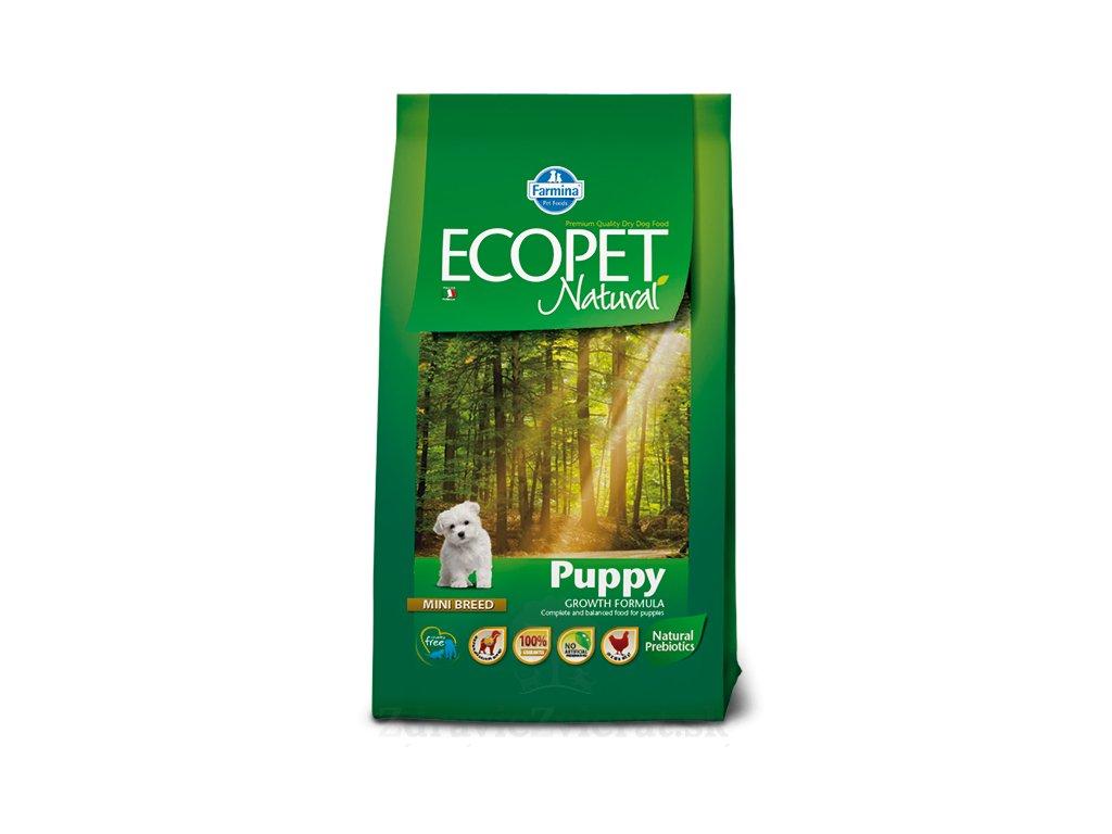 farmina ecopet dog puppy mini
