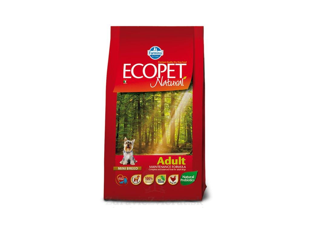 farmina ecopet dog adult mini