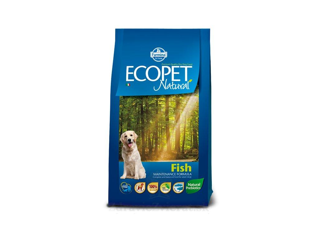 farmina ecopet dog fish medium