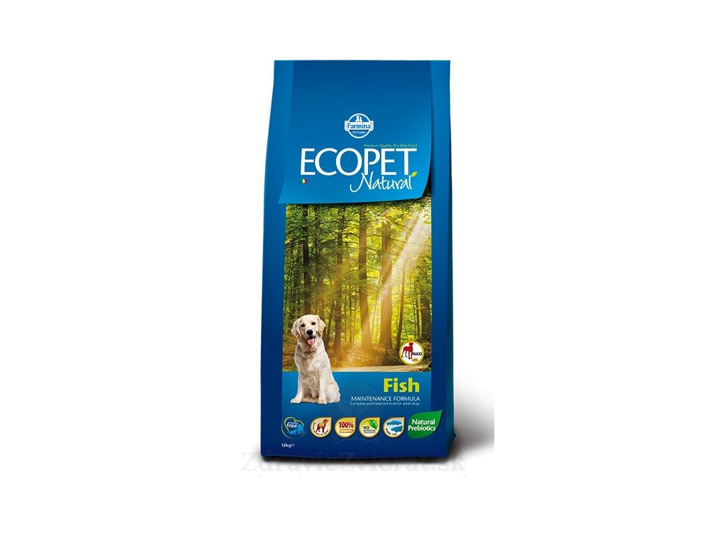 farmina ecopet dog fish maxi