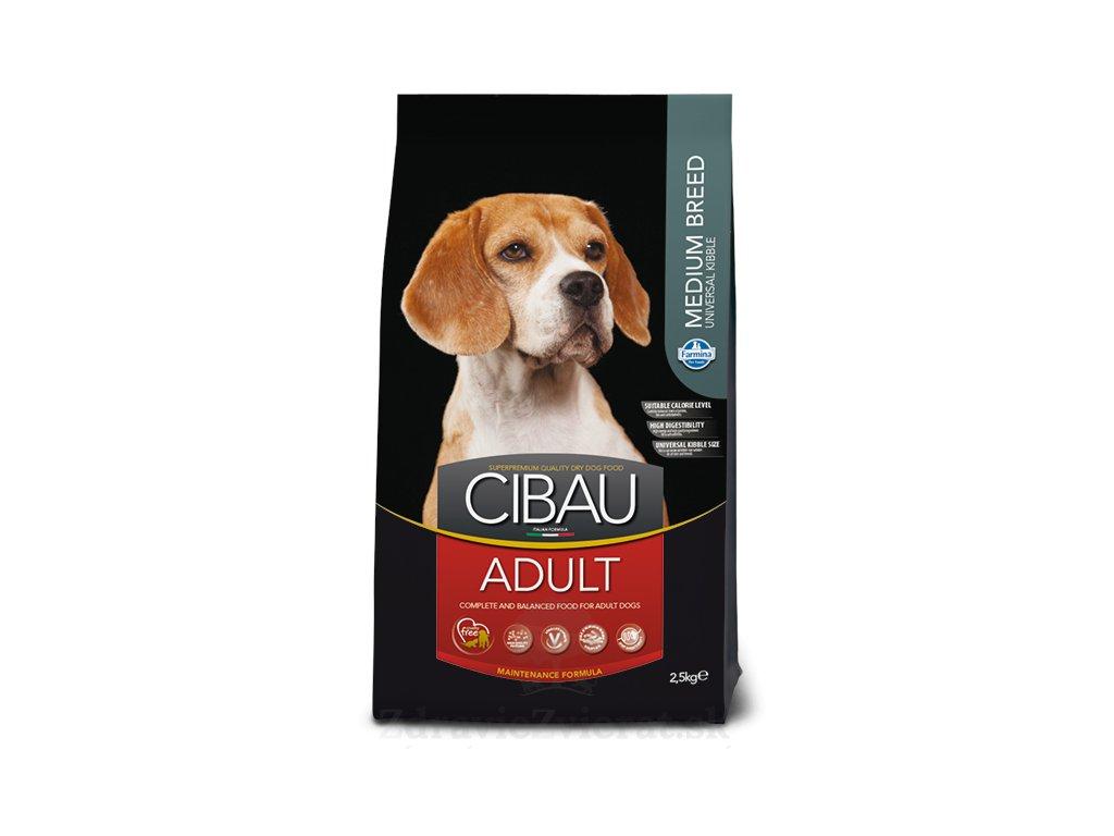 farmina cibau dog adult medium