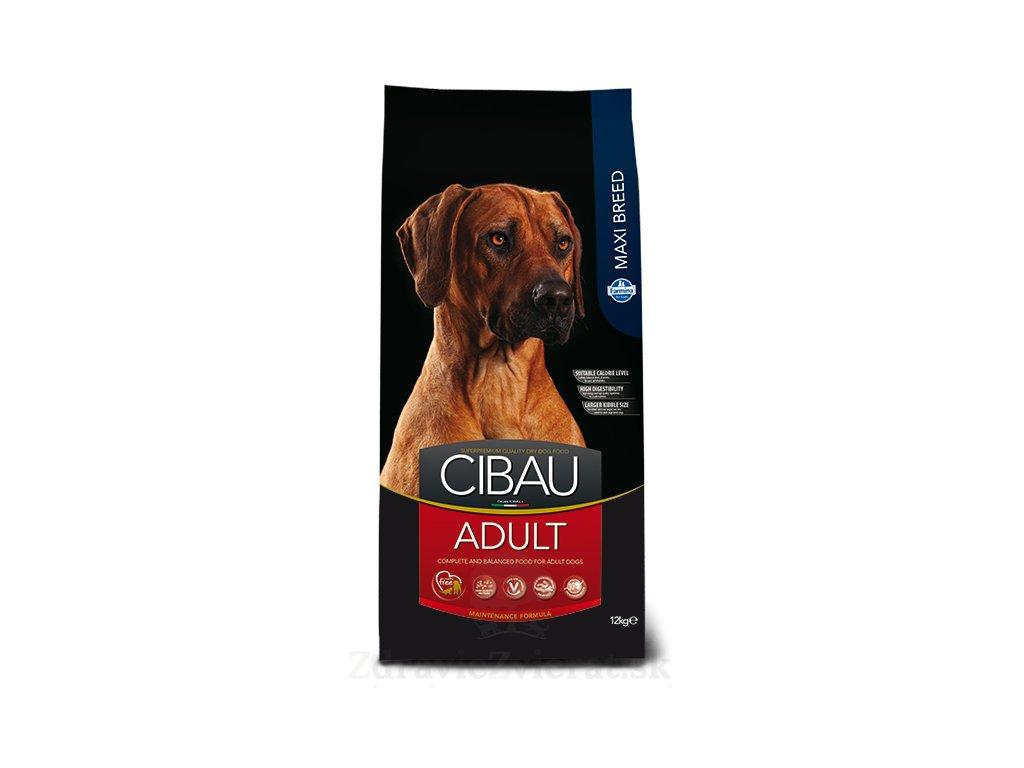 farmina cibau dog adult maxi 12 kg
