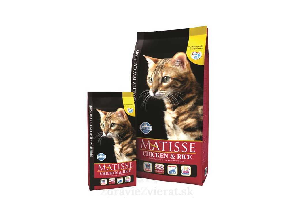 farmina matisse cat chicken rice