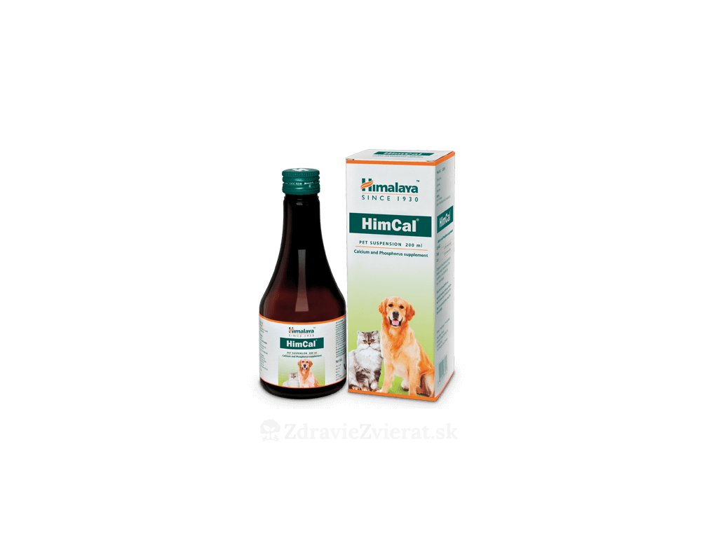 himalaya himcal pets suspension 200 ml