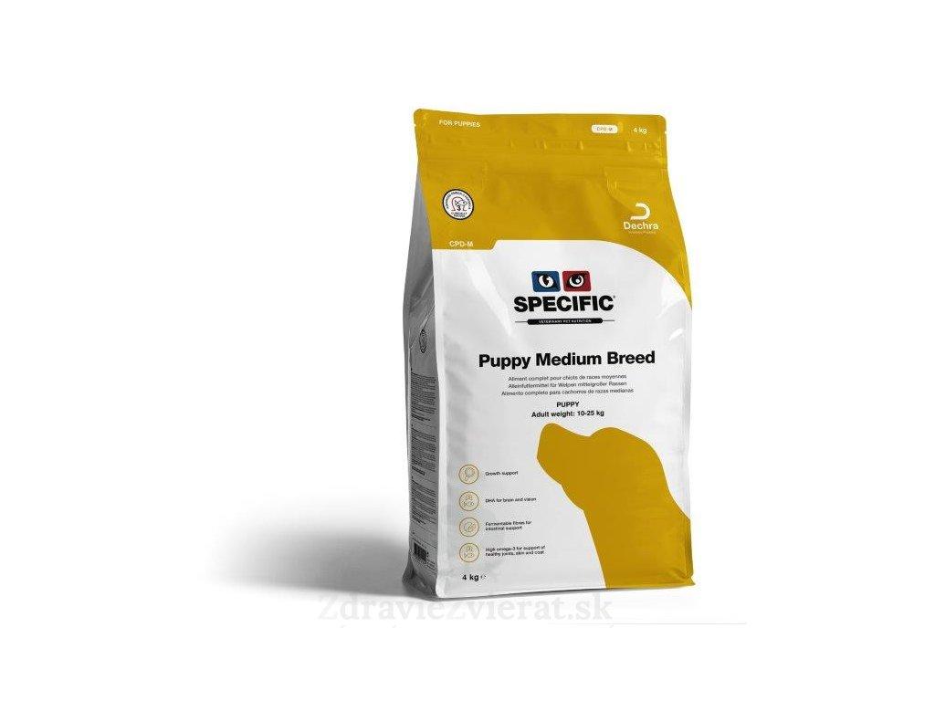 specific cpd m puppy medium breed 7 kg