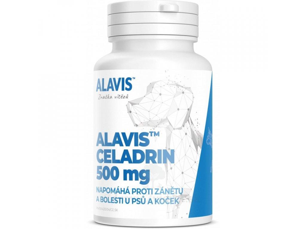 alavis celadrin 500 mg 60 tbl
