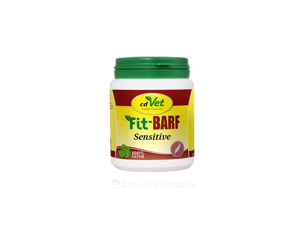 cdvet fit barf sensitive 100