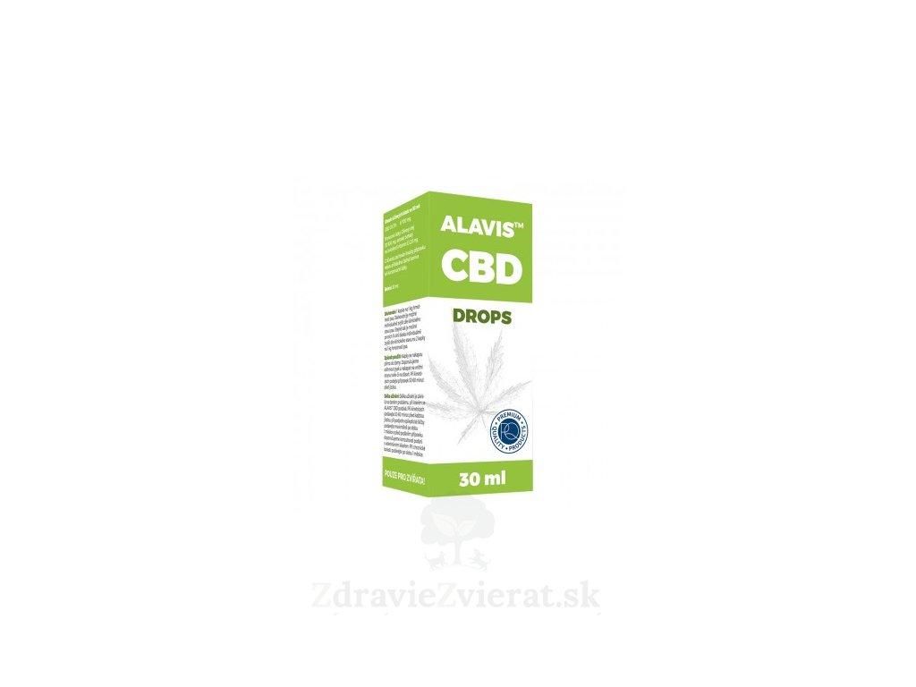 alavis cbd drops 30 ml