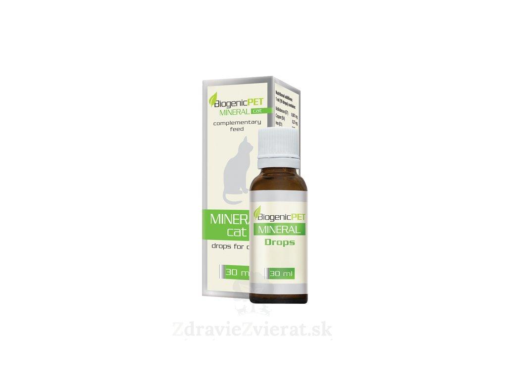 biogenic pet mineral cat 30 ml