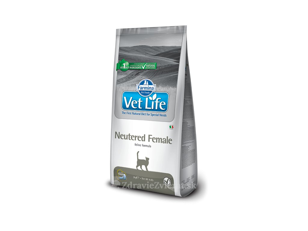 farmina vet life cat neutered female
