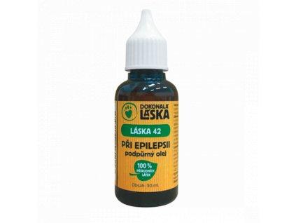 dokonala laska podporny olej pri epilepsii 100 ml