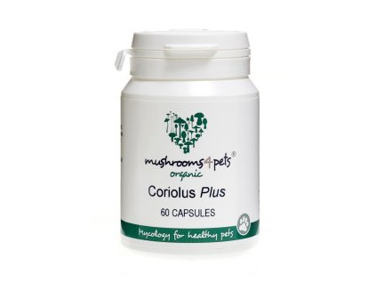 Mushrooms4pets coriolus plus