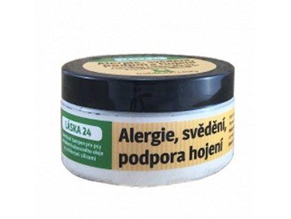 dokonala laska alergia svrbenie podpora hojenia sampon 100 ml