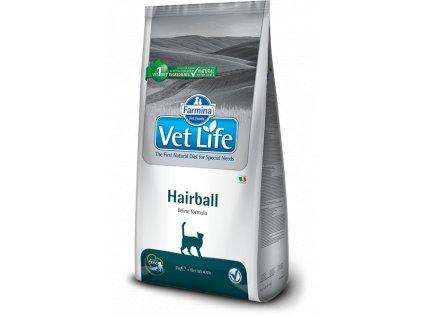 farmina vet life feline hairball