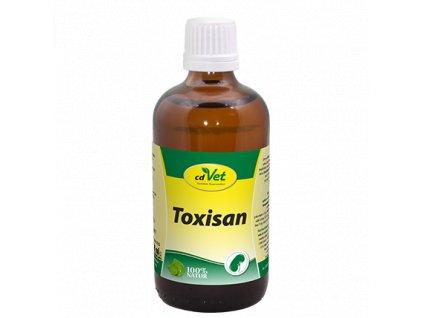 cdvet cistic organov toxisan 100