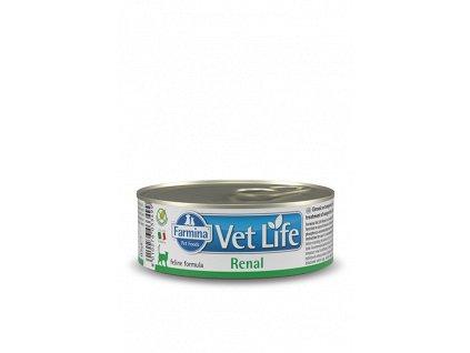 farmina vet life cat renal konzerva 85 g