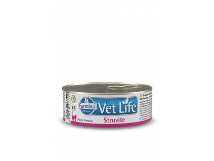 farmina vet life cat struvite konzerva 85 g