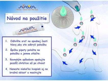 arava bylinne antiparazitne pipety proti blcham a kliestom pre psov 10 25