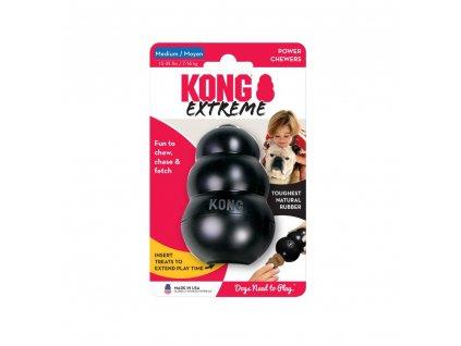 hracka kong guma extreme granat cierny m 5 15 kg